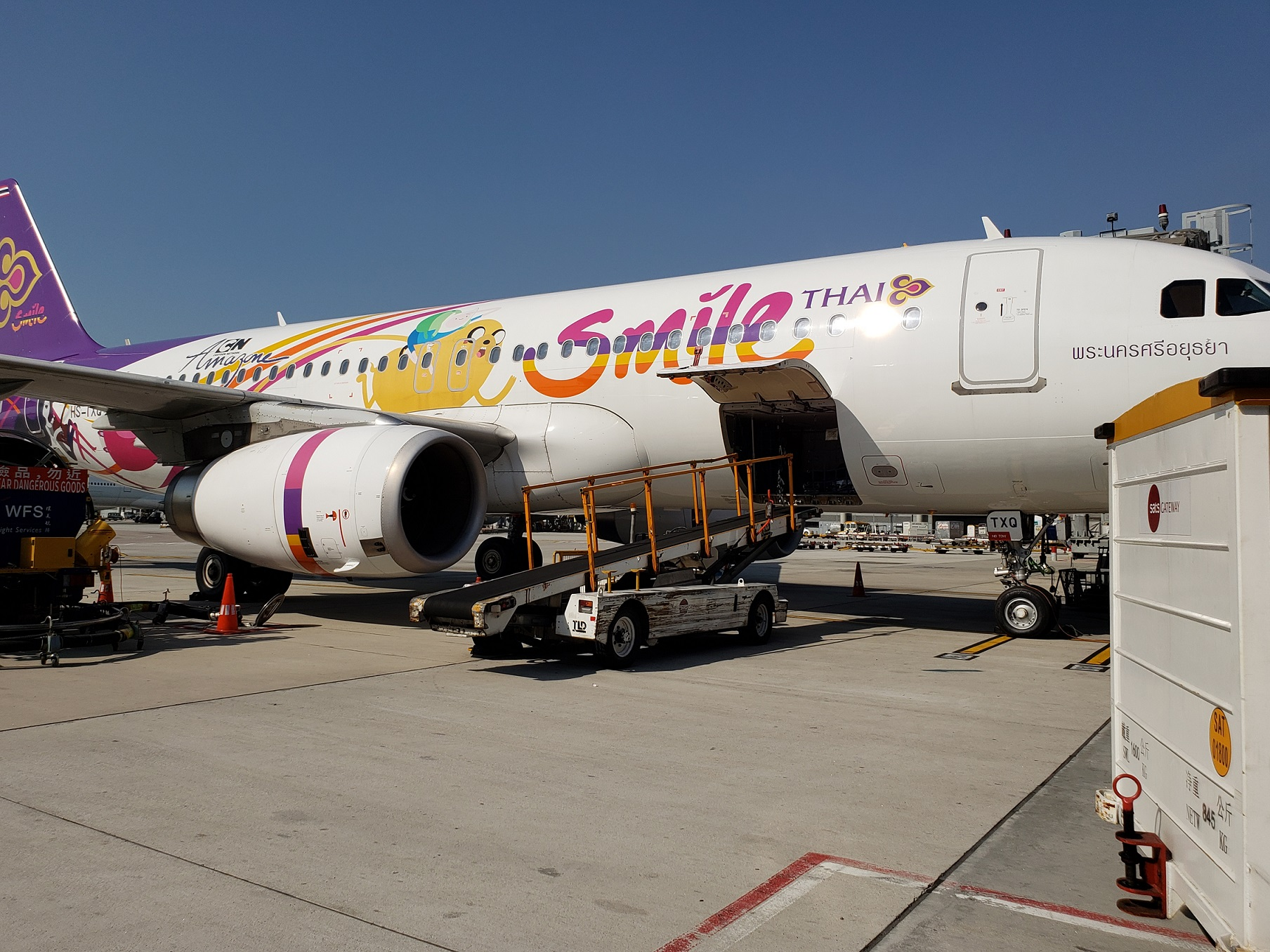 New Customer  - Thai Smile Airways