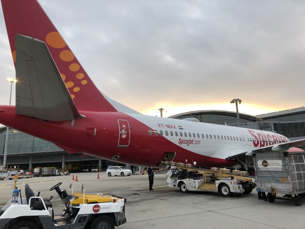 New Customer - SpiceJet